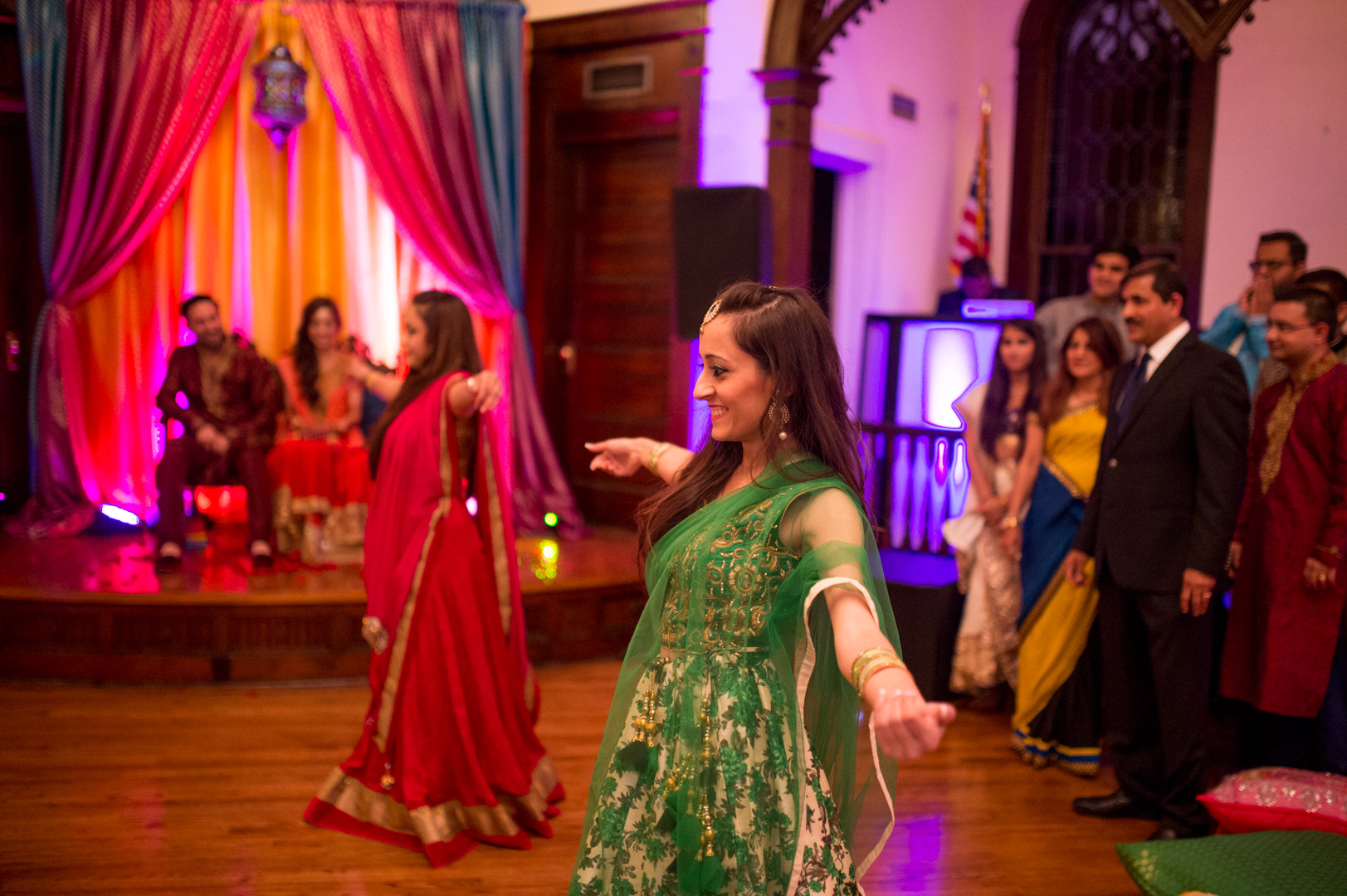 Amyna Lakhani & Nooruddin Jalal